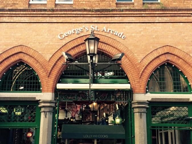 George's St. Arcade