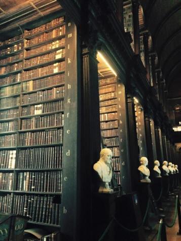 Trinity College - Books of Kells