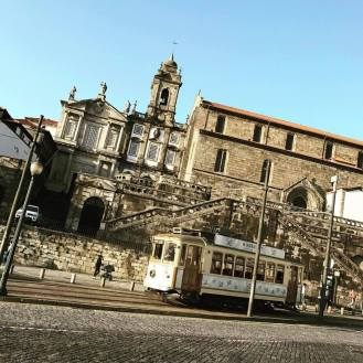 Tramway Porto