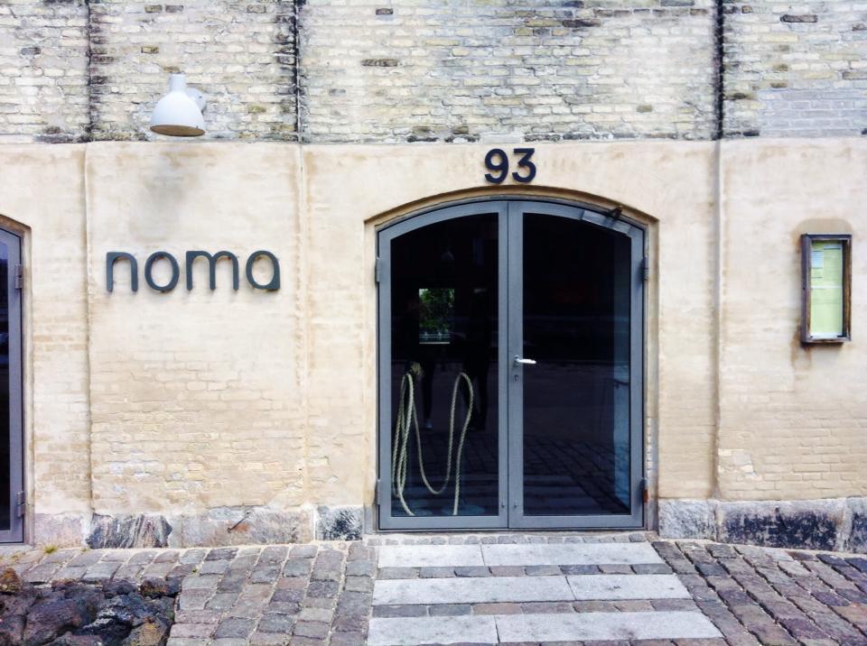 Noma, meilleur restaurant du monde