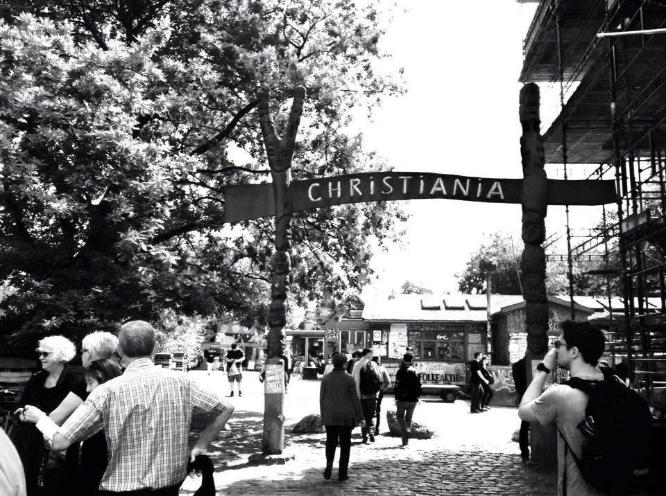 Quartier de Christiania