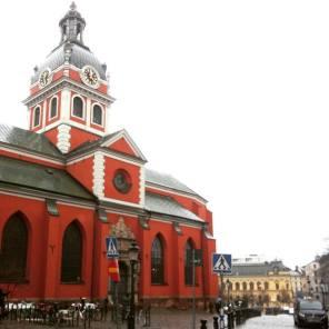 Sankt Jakobs église