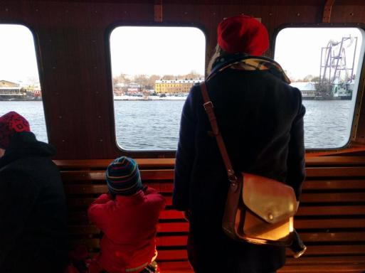 Ferry Stockholm
