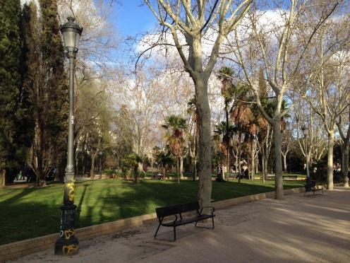 Parc Temple Debod