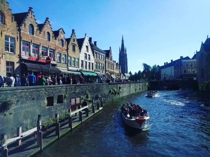 Canaux Bruges