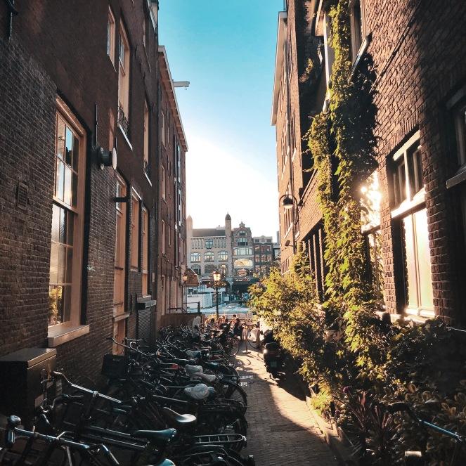 Ruelle d'Amsterdam