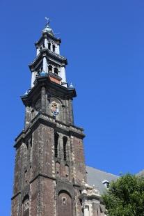 Clocher de la Westerkerk
