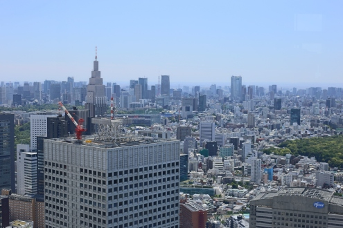 Mairie du gouvernement de Tokyo