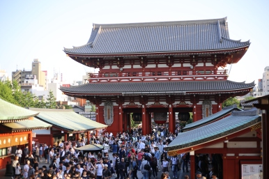 Senjo-ji temple
