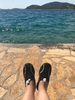 Chaussures de bain Croatie