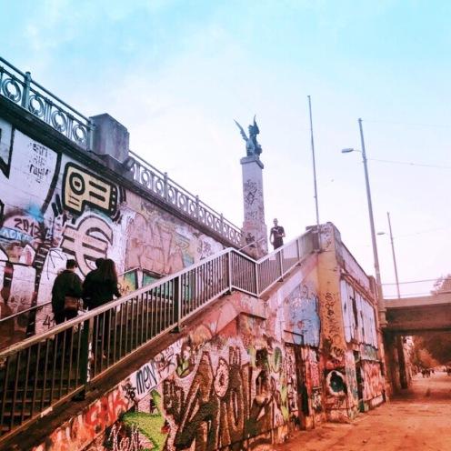 Street Art le long du Donaukanal
