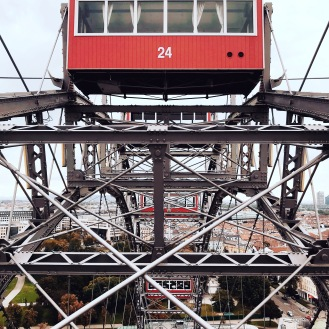 Grande roue du Prater de Vienne