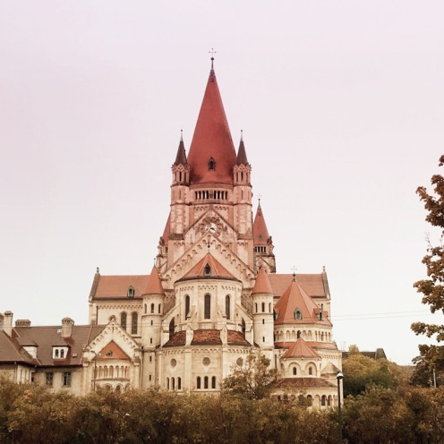 St Francis d'Assise Vienne