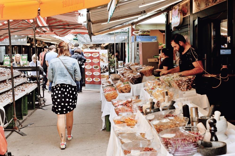 marché Naschmarkt
