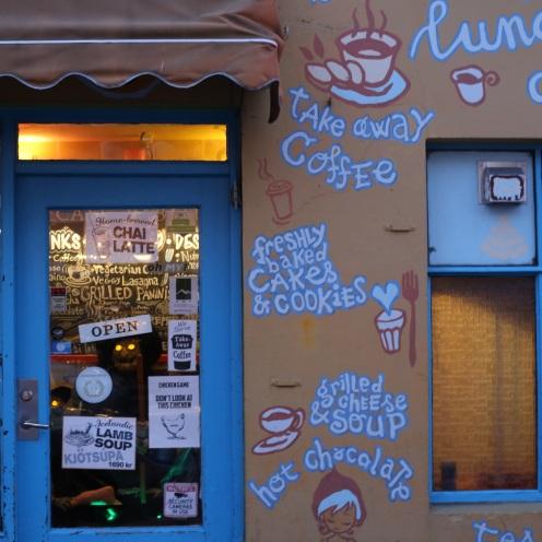 Petit café Reykjavík
