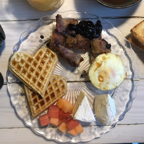 Petit-déjeuner du Hraunsnef Country Hotel
