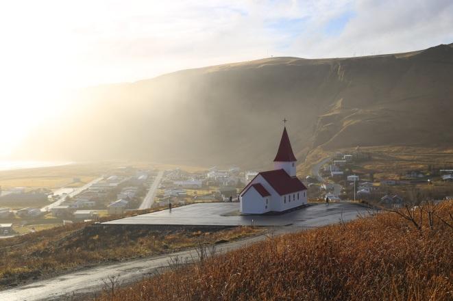 Village de Vík