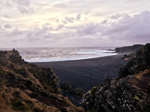 Plage de Skarðsvík
