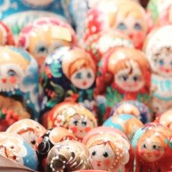 Rynek Glowny et ses petites halles