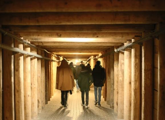 Galeries des Mines de sel de Wieliczka