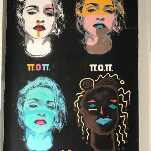 Psyrí Street Art
