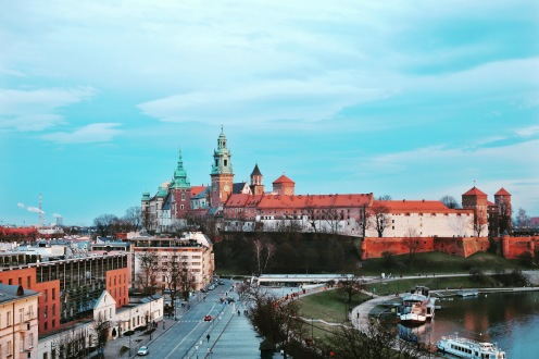 Le château Wawel