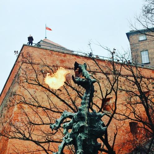 Dragon de Wawel