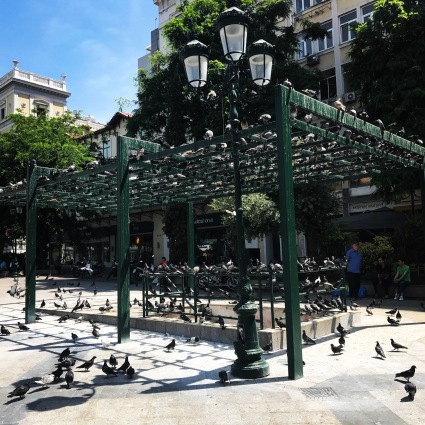 Square Omónia