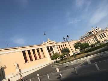Université d'Athènes