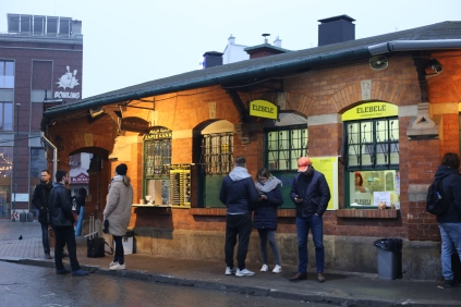 Place du marché pour grignoter (Kazimierz)