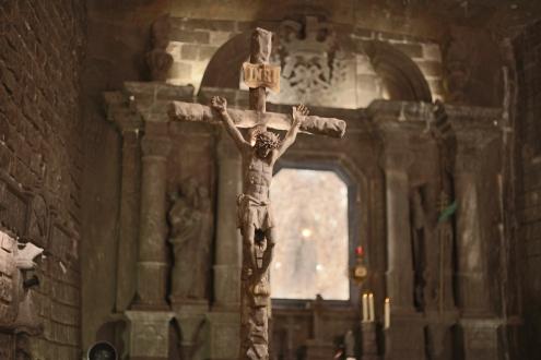 Chapelle Sainte-Cunégonde (St. Kinga) des Mines de sel de Wieliczka