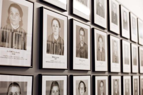Auschwitz, visages de quelques victimes