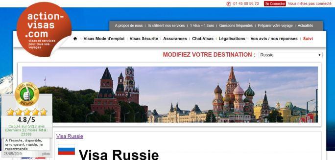 Action-visa