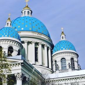 Cathédrale de la Trinité (Izmaylovskiy Prospekt, 7А)