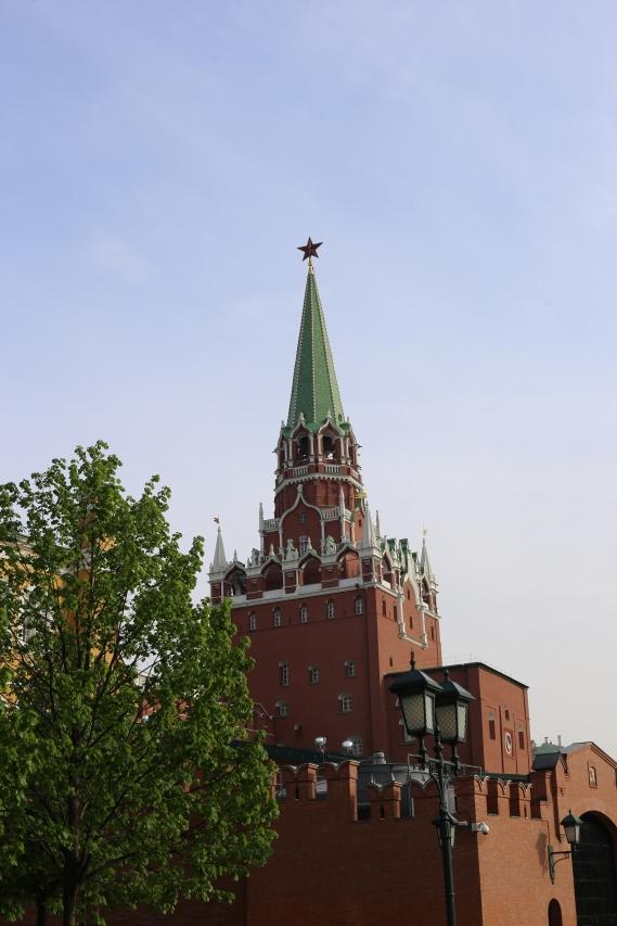 La tour Troïtskaïa