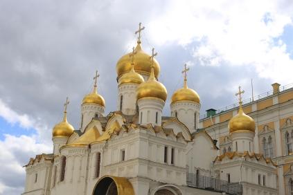 Cathédrale de l'Annonciation du Kremlin, Moscou