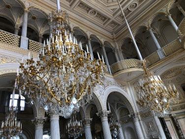 Musée de l'Ermitage - St-Petersbourg