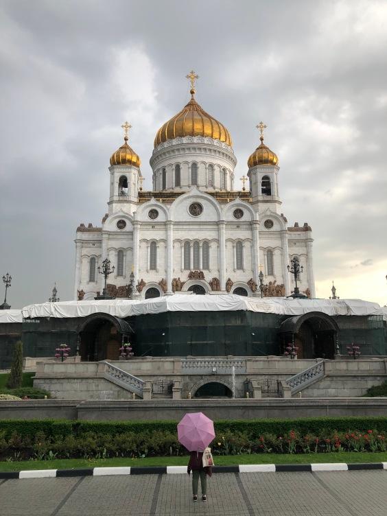 Cathédrale du Christ St-Sauveur (Moscou)