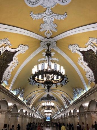Station Komsomolskaïa