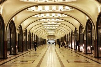 Station Maïakovskaïa