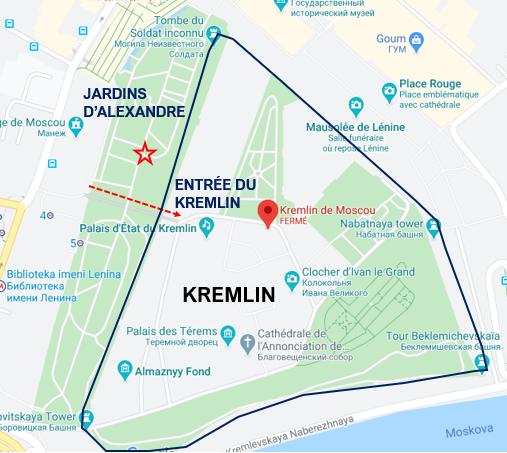 plan kremlin