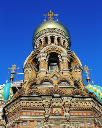 Cathédrale St-Sauveur du Sandg versé (St Petersbourg)