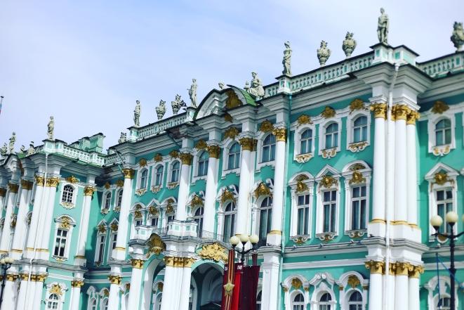 Musée de l'Ermitage (St-Petersbourg)