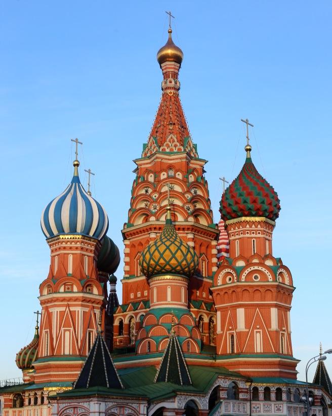 Cathédrale St Basile le Bienheureux (Moscou)