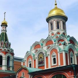 Eglise de la vierge de Kazan (Moscou)