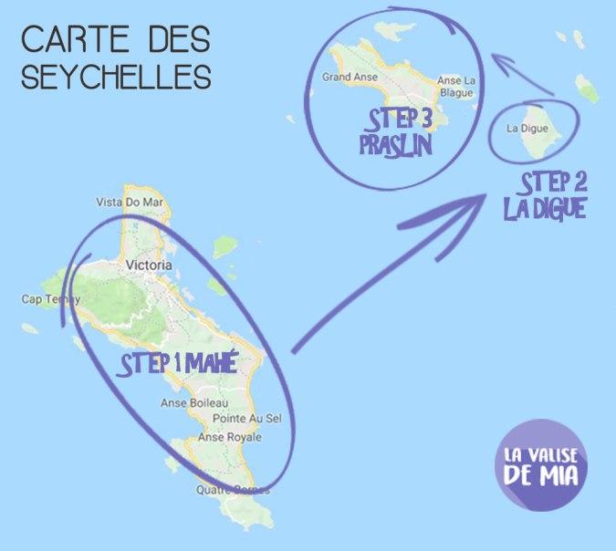 Carte_Seychelles_itinéraire