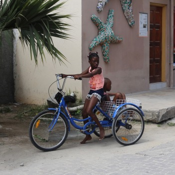 Centre-ville de la Digue - Seychelles