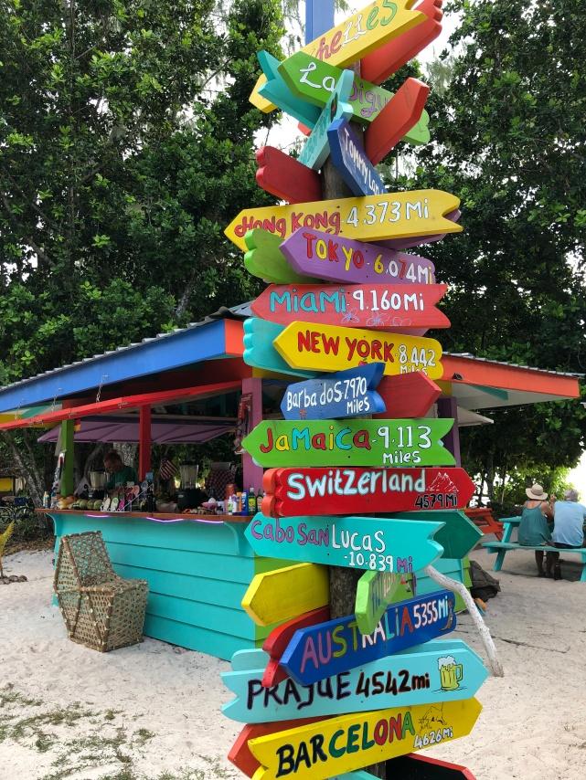 Bikini Bottom - La Digue (Seychelles)