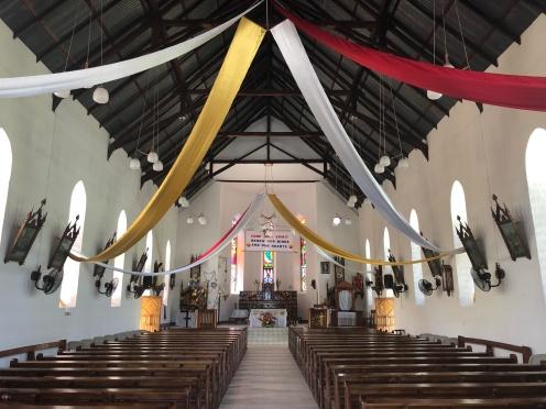 Notre Dame de l'Assomption - La Digue (Seychelles)