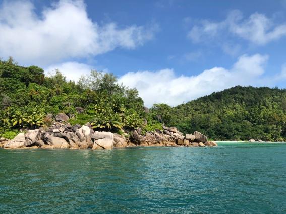 Excursion Praslin - Seychelles